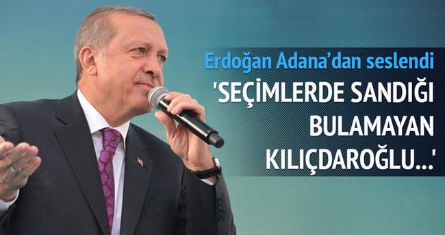 Cumhurbaşkanı Erdoğan: Seçimlerde sandığı bulamayan Kılıçdaroğlu...