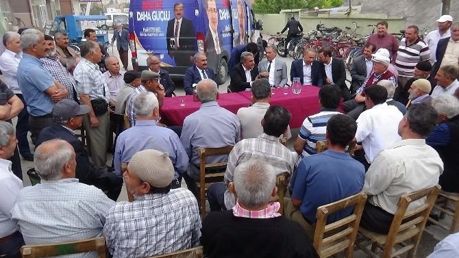 AK Parti Ereğli'de Seçim Çalışmaları Sürdürüyor