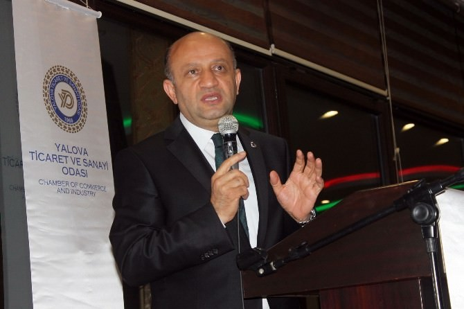 Bilim, Sanayi Ve Teknoloji Bakanı Işık Yalova'da