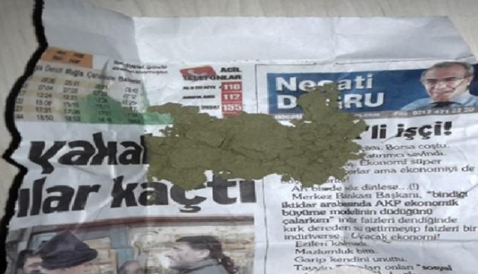 Çanakkale'de Uyuşturucu Operasyonu