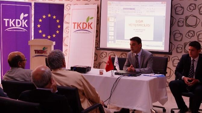 Yozgat TKDK'den Bilgilendirme Toplantısı