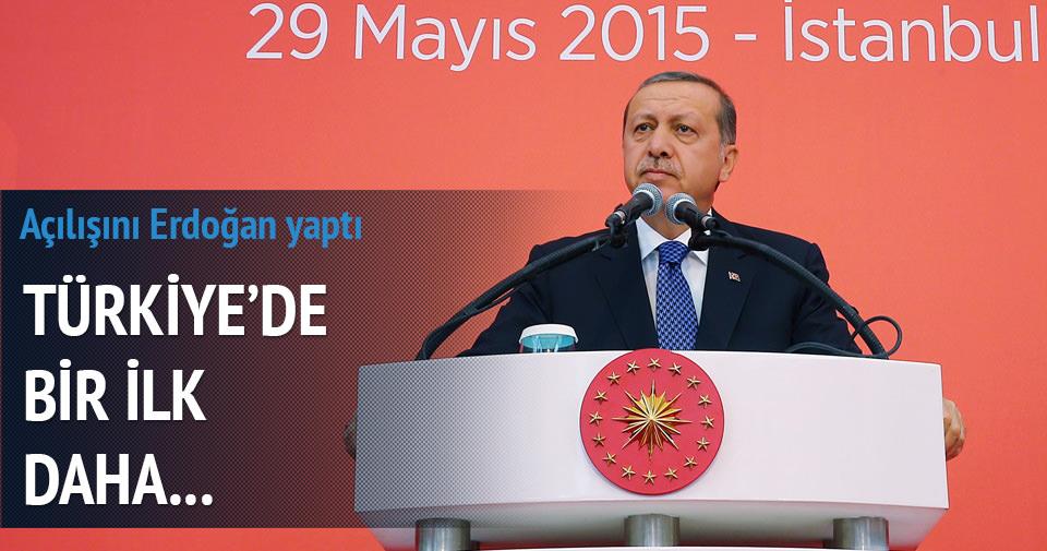 Türkiye'de bir ilk daha