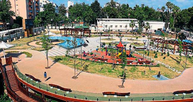 Yavuz Özcan Parkı yeni cazibe merkezi