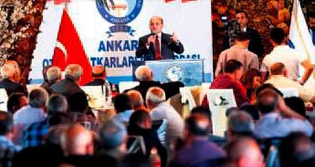 'Türkiye'nin geleceği genel seçime bağlı'