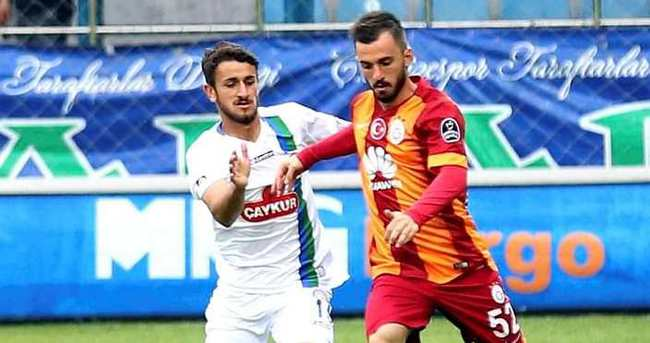 Şampiyon Galatasaray idare etti!