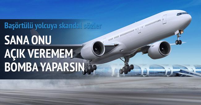 Başörtülü yolcuya ayrımcılığa tepki!