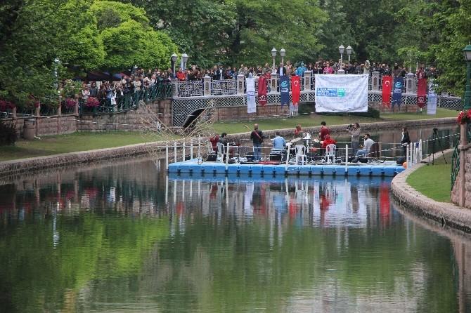 7. Uluslararası Eskişehir Sokak Festivali Devam Ediyor