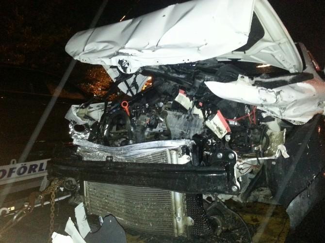 AK Parti Grup Başkanvekili Bostancı Trafik Kazası Geçirdi