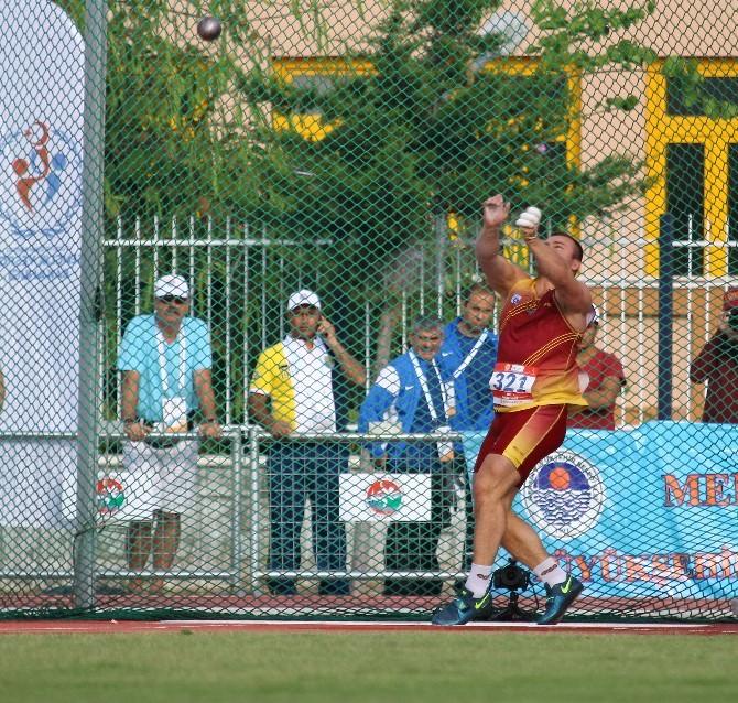 Atletizm Avrupa Şampiyon Kulüpler Kupası Müsabakaları Mersin'de Başladı