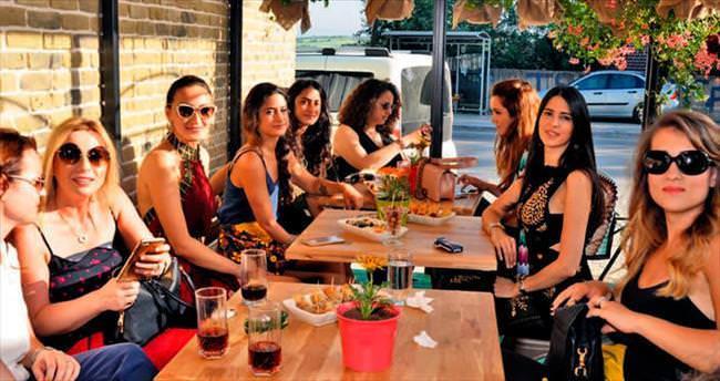 Bursa'da moda rüzgârı esti