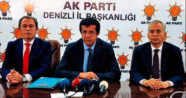Zeybekci: CHP'nin samimiyeti ortada