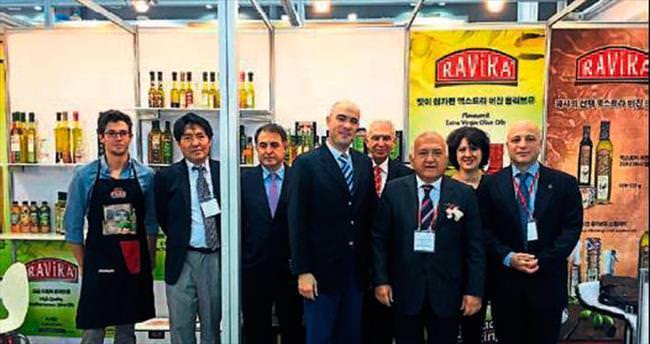 Kore'ye 200 ton Ravika zeytinyağı