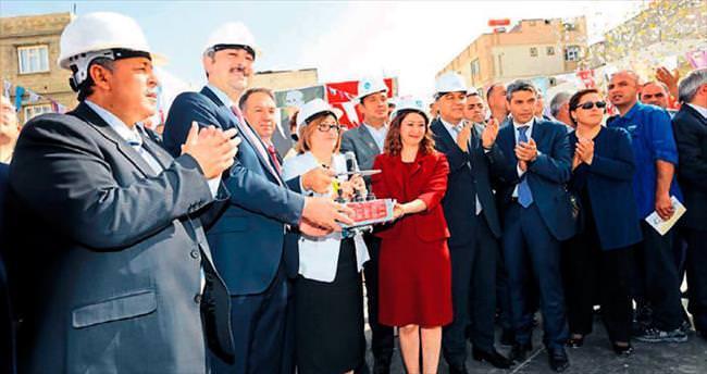 Gaziantep'te konut atağı