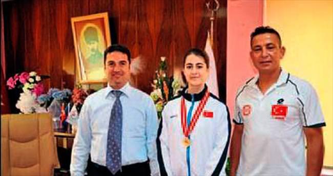 Şahika, Türkiye şampiyonu oldu