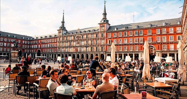 Madrid, gel barışalım çok güzelmişsin