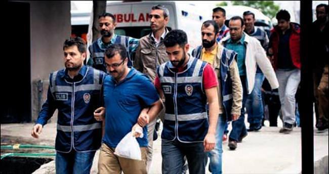 KPSS 3'üncü dalgada 29 kişi tutuklandı