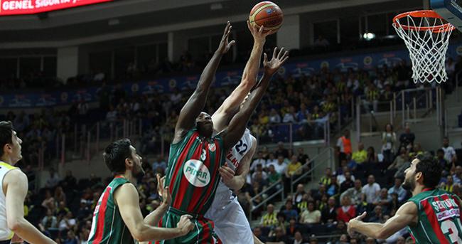 Fenerbahçe Ülker 96-97 Pınar Karşıyaka