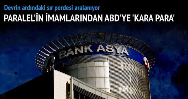 Bank Asya'da açığa devir yapmışlar