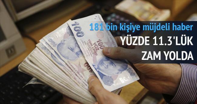 Davutoğlu'ndan kamu işçisine 5 müjde