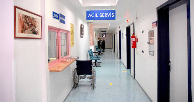 Hastanede aşk krizi