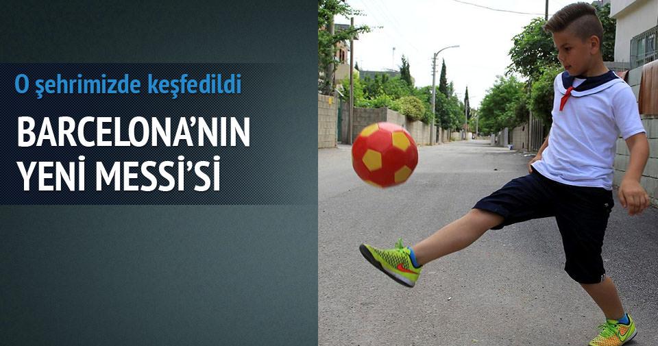 Barcelona'nın yeni Messi'si geliyor