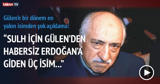 Erdoğan ile sulh için görüşmek istediler, cemaatten atıldılar