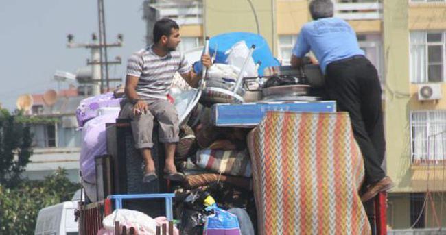 Adana'da tehlikeli taşımacılık