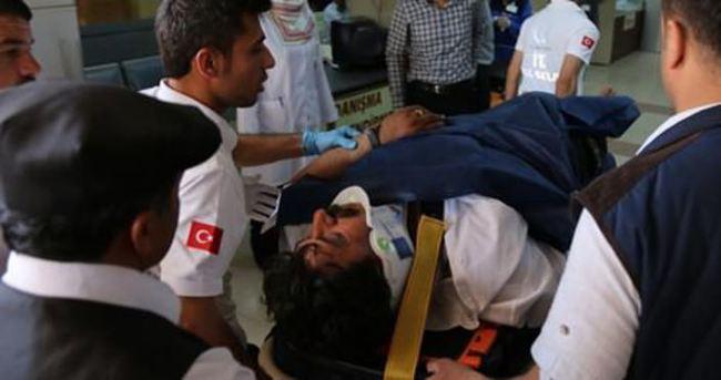 CHP'li milletvekili adayı trafik kazasında yaralandı