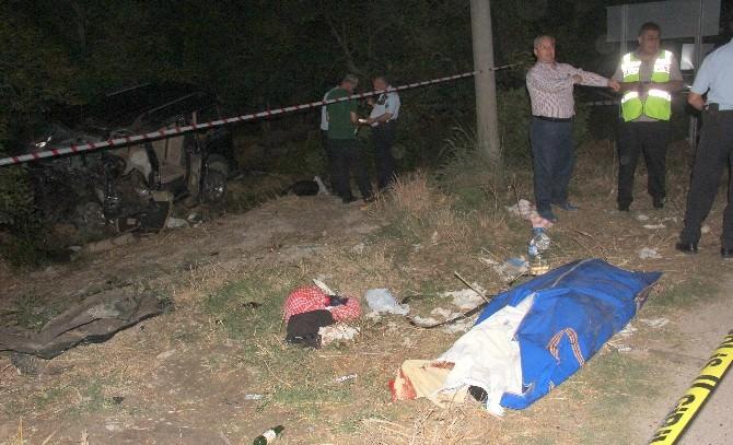 Adana'da Trafik Kazası: 5 Ölü, 3 Yaralı