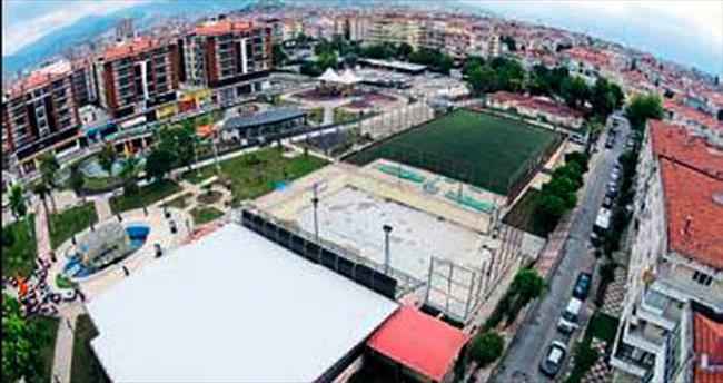 Karşıyaka'ya çok amaçlı spor salonu