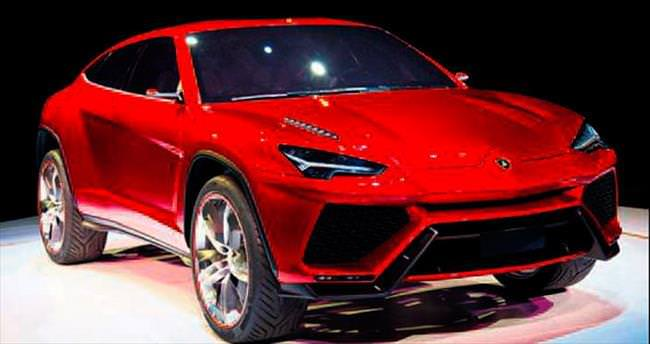 Lamborghini'nin SUV modeli 2018'de yolda