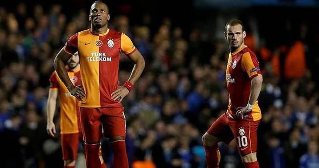 Drogba'dan Galatasaray mesajı!