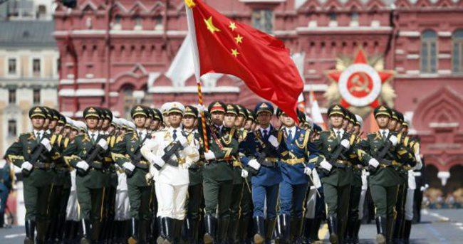 Rusya Zafer Günü'nün 70. yıl dönümünde büyük tören