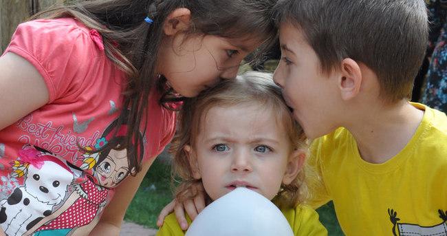 Dondurulan embriyo ile 3. çocuk mutluluğu