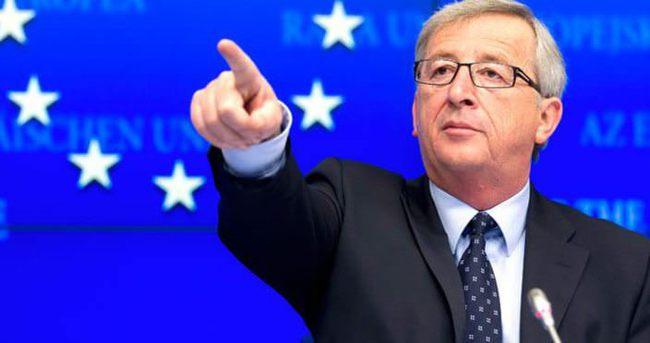 Juncker: İdam cezası getirenin AB'de yeri yok