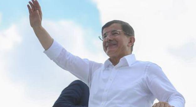 Davutoğlu Ankara'da konuştu