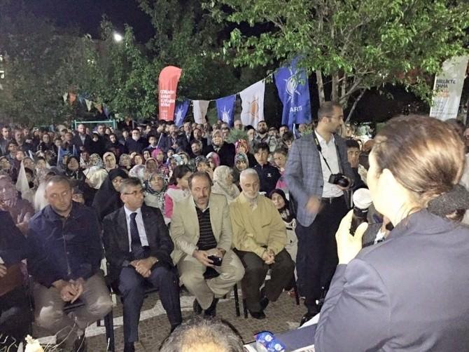 AK Parti Parti Çorum Milletvekili İlksen Ceritoğlu: