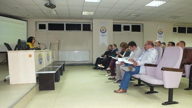 Daka'dan Bilgilendirme Toplantısı