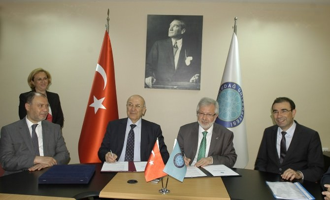 Uludağ Üniversitesi Ve ASELSAN'dan Önemli İşbirliği