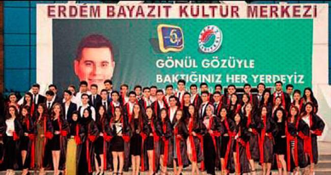 Adalet Meslek'ten 113 yeni mezun