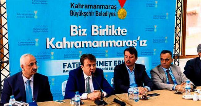 Türkoğlu'nun nüfusu 5 yıl'da 100 bin olur