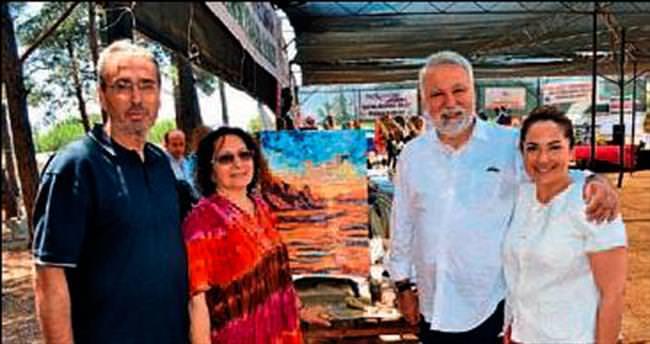 Konyalılar İzmir'e büyük değer katıyor