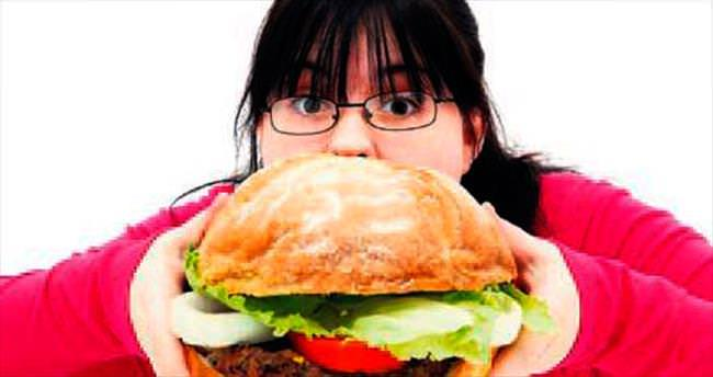 Çocuklar arasında obezitede artış var