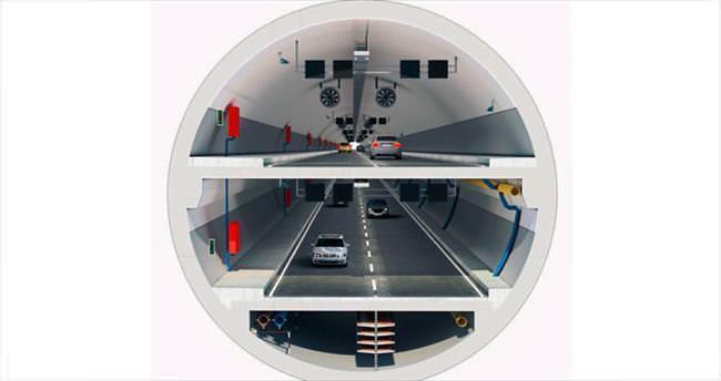 Avrasya Tüneli için son 780 metre