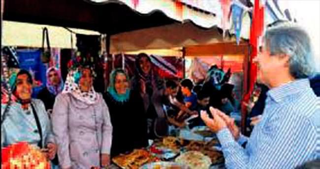 Beyoğlu'nda yerel tatlar