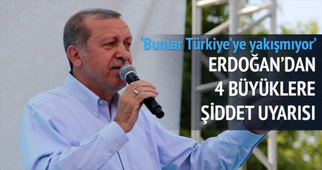 Artık Türkiye'ye bunlar yakışmıyor