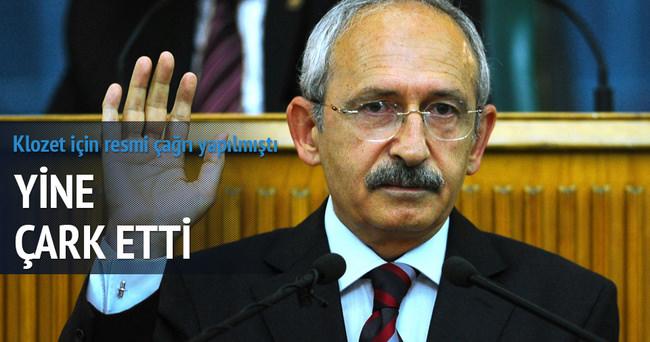 Kılıçdaroğlu'nun altın klozet çarkı