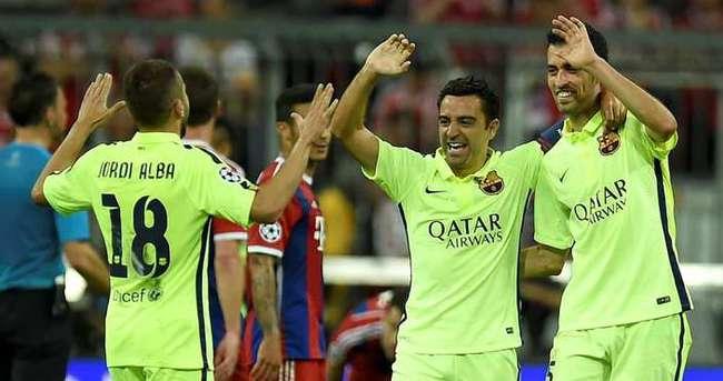 Alba 2020'ye kadar Barcelona'da