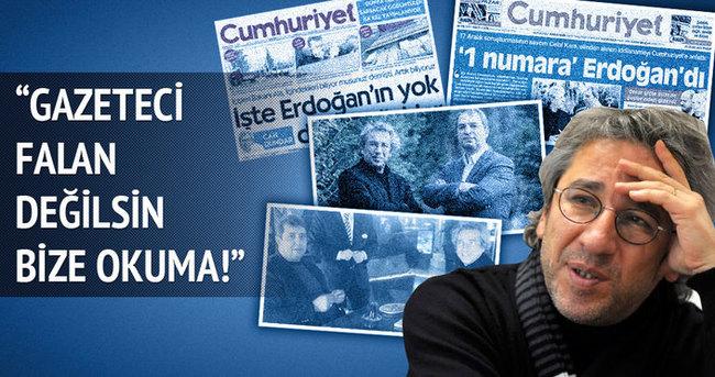 Ahmet Kekeç'ten Can Dündar'a; Gazeteci falan değilsin