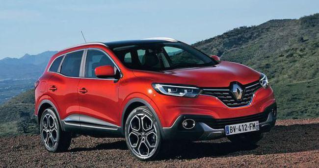 Renault, Kadjar'la liderliğe oynuyor